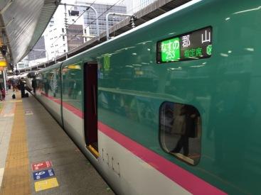 Shinkansen 253 to NIkko