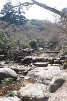 Trail to Misen peak, Miyajima