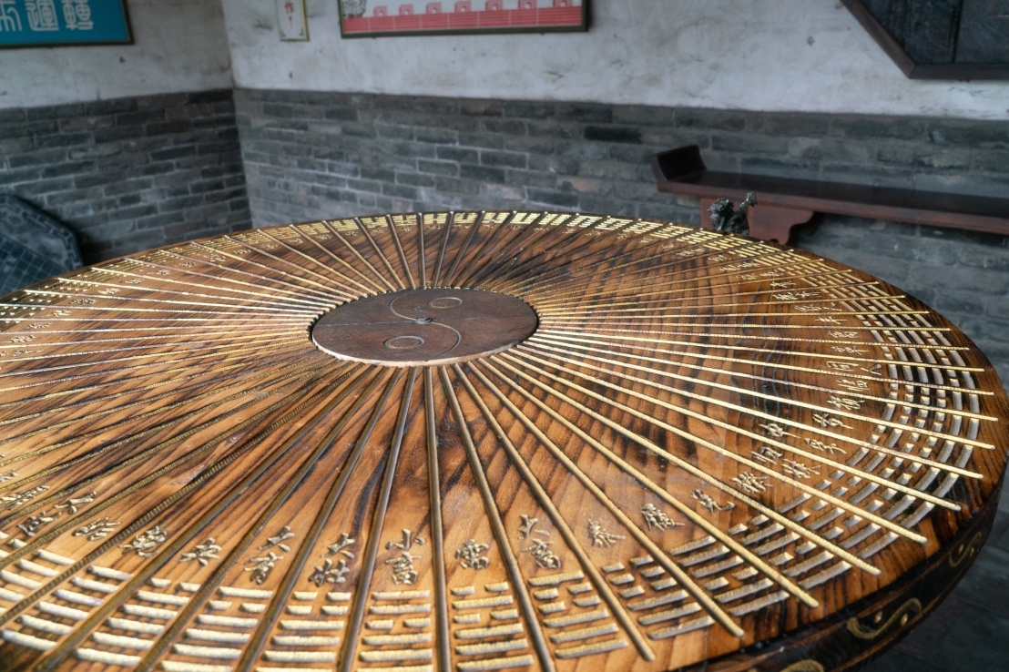 City Hall - Wheel of fortune