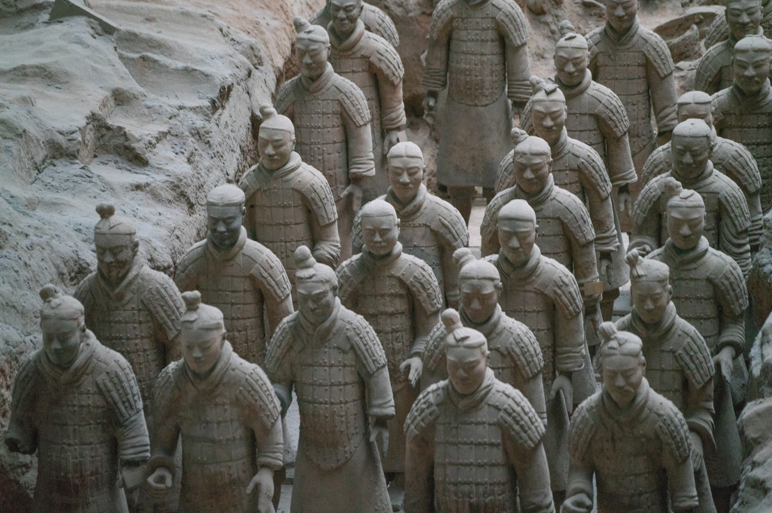 China blog 3 – Xian and the Terracotta Army