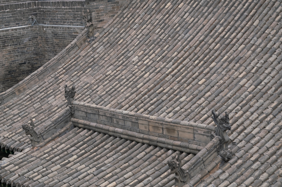 China blog 2 – mining the past in Pingyao and at the Great Wall