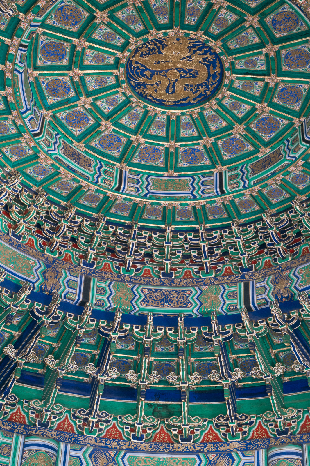 Temple of Heaven - interior