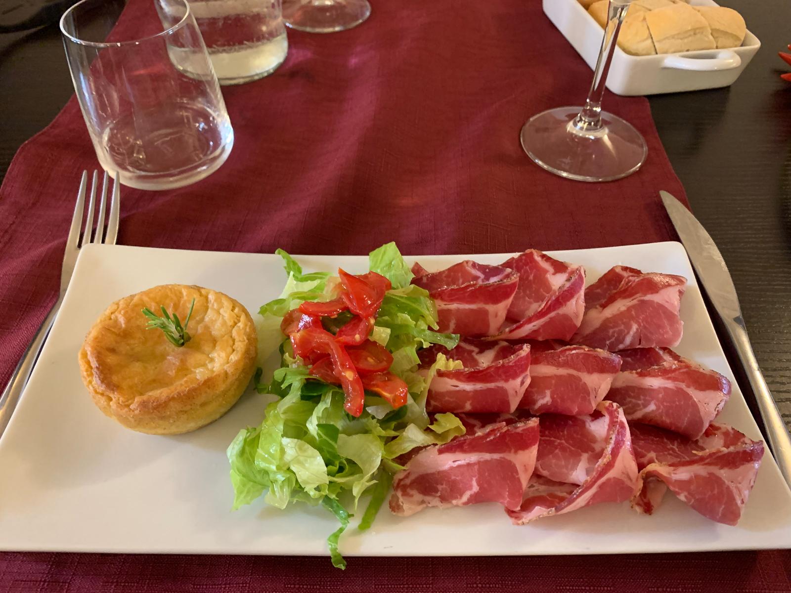 Locorotondo - Perbacco Restaurant