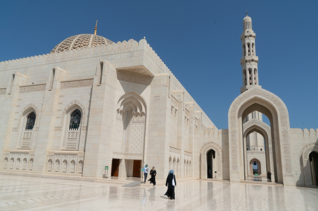 Forts, mosques, mountains and hospitality: visiting Oman