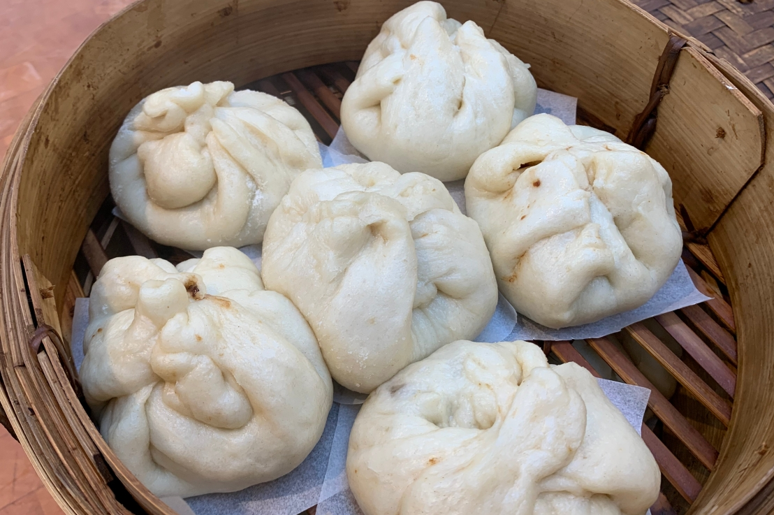 Around the world in 80 bakes, no.9: Char siu bao from China