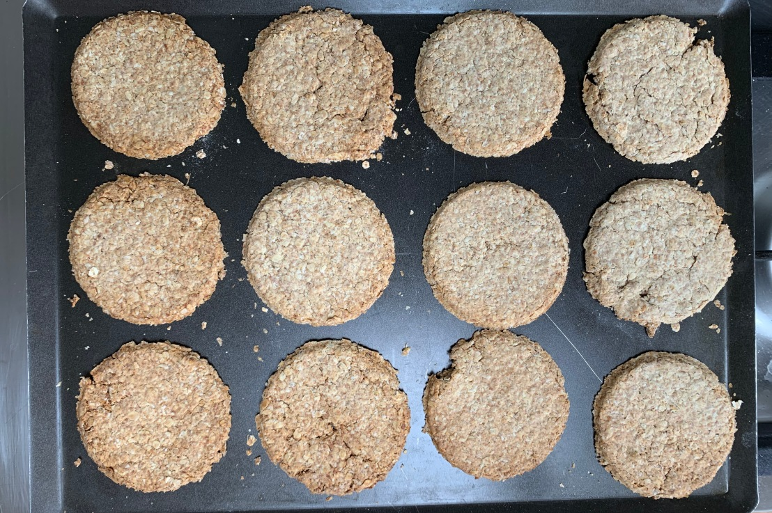 Around the world in 80 bakes, no.10: Scottish oatcakes
