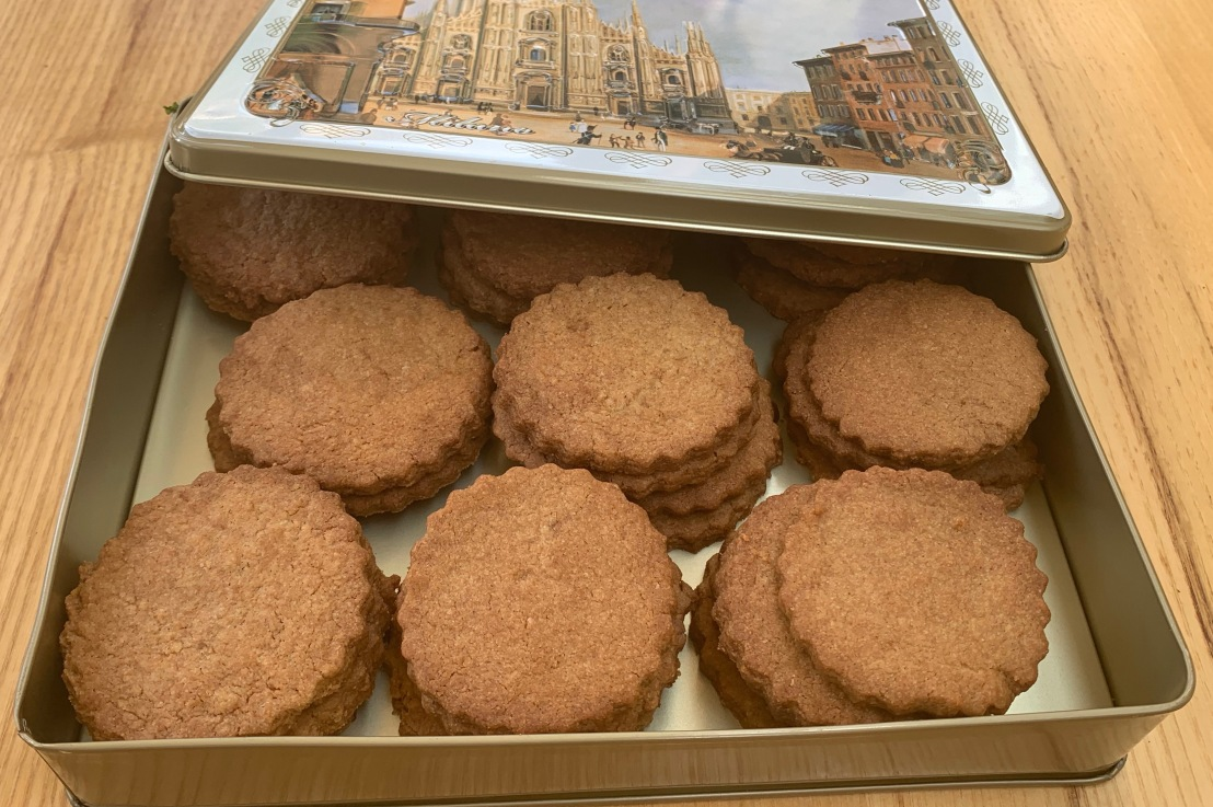 Around the world in 80 bakes, no.17: Speculoos from Belgium