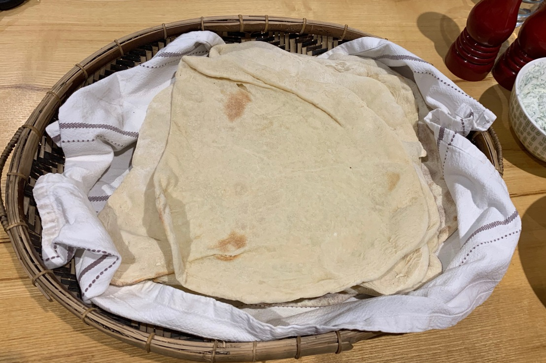 Around the world in 80 bakes, no.27: Lavash from Armenia