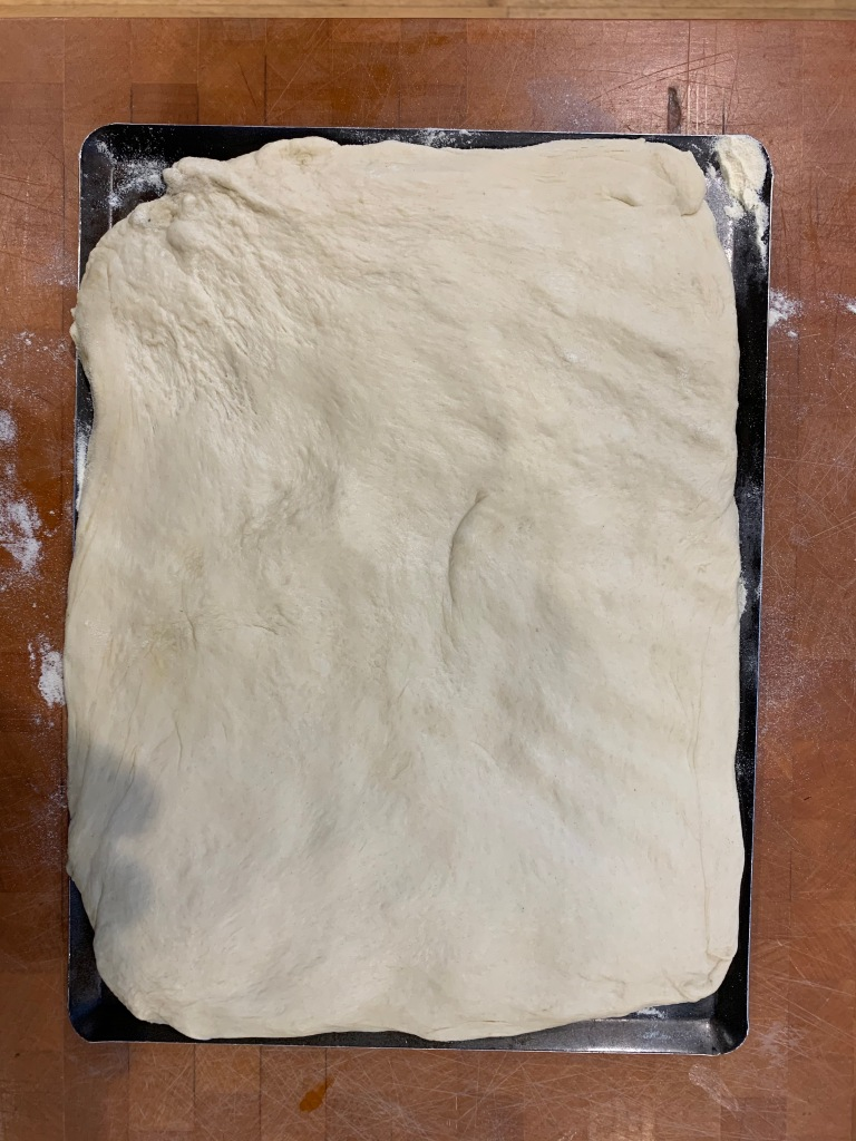 After second rise