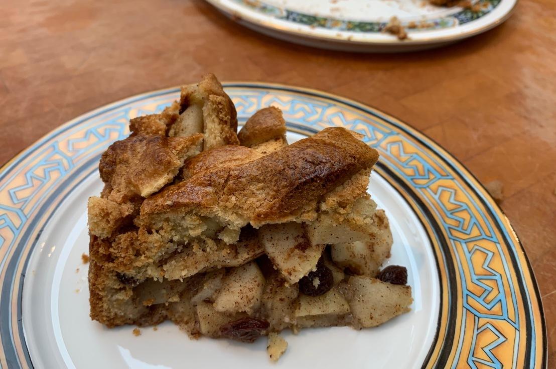 Around the world in 80 bakes, no.37: Dutch ApplePie