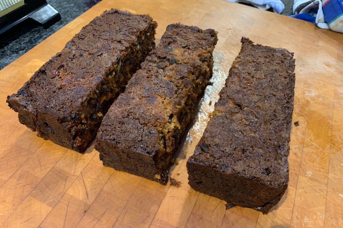 Around the world in 80 bakes, no.39: Sri Lankan Christmas Cake