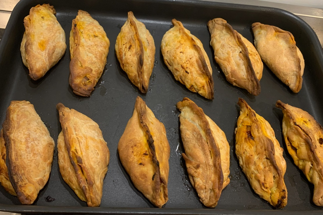 Around the world in 80 bakes, no.45: Pastizzi from Malta
