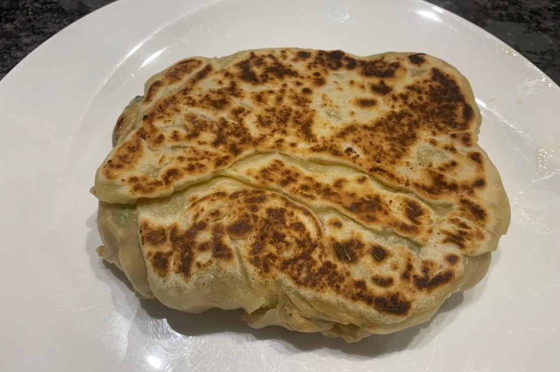 Around the world in 80 bakes, no. 52: Murtabak from SaudiArabia