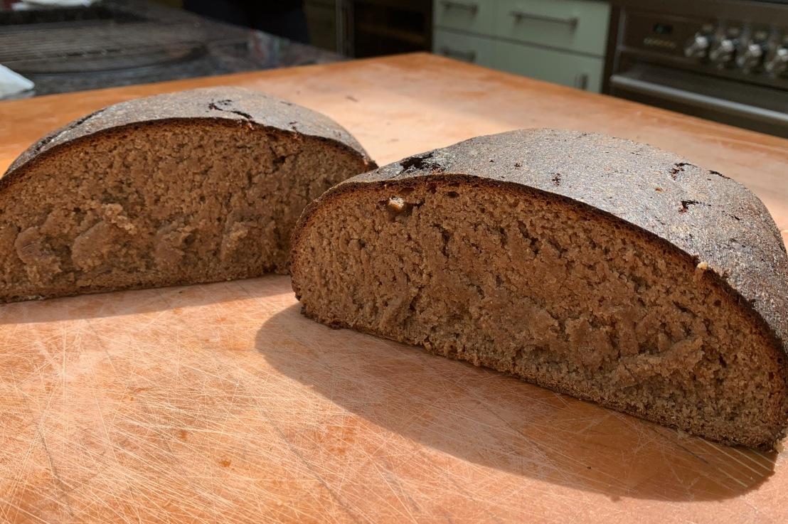 Around the world in 80 bakes, no.59: Latgalian Rye Bread fromLatvia